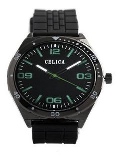 Reloj Pulsera Celica Analógico Para Hombre-recoleta-tmreyz