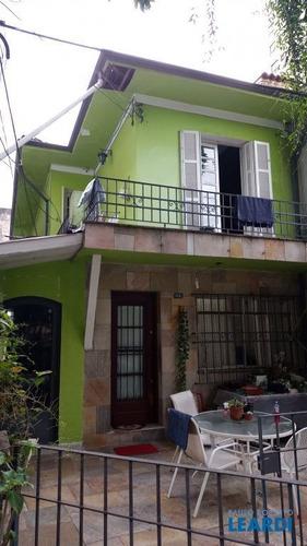 Imagem 1 de 15 de Casa Assobradada - Pompéia  - Sp - 643413