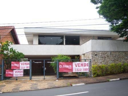 Vendo Ou Alugo Av. Heitor Penteado - Parque Taquaral - Campinas/sp - Ca5882