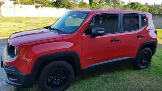 Jeep Renegade 1.8 Automático 2018, Piracicaba 21 Mil Km