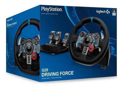 Acessorio Volante Driving Force G29 Playstation Da Logitech