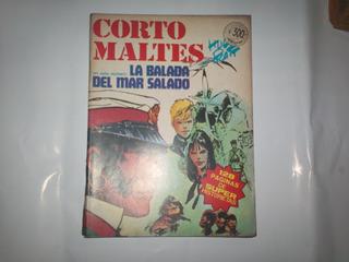 Revista El Corto Maltes Nro 1 La Balada Del Mar Salado