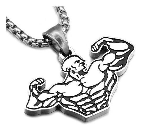 Collar Gym Doble Bicep