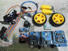 Arduino Uno Várias Peças Robótica