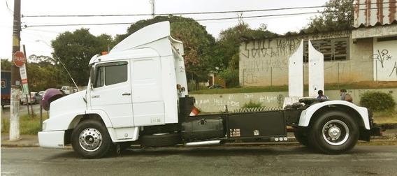 Caminhão Lança Mbb 1630 Guincho Pesado E Extra Pesado
