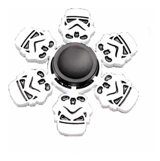 Fidget Spinner De Metal Diseño Stormtrooper Oferta..!!