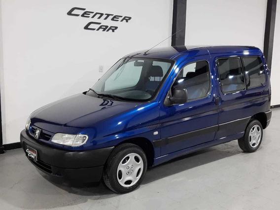 Peugeot Partner 1.9d Familiar 2008 $310000