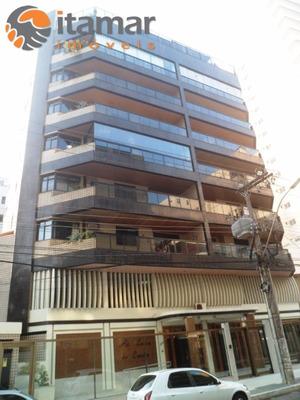 Apartamento Para Locação Anual Na Praia Do Morro - Ap00634 - 3493289