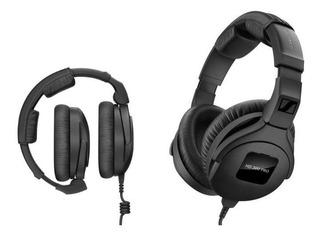Audifonos Sennheiser Profesional Para Dj Hd300pro +