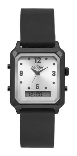 Relógio Condor Top Fashion Feminino Grafite Cobj3718ae/2k