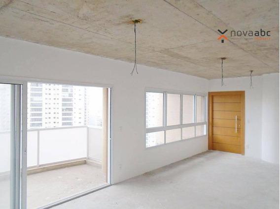 Apartamento Com 4 Dormitórios À Venda, 205 M² Por R$ 1.150.000 - Vila Gilda - Santo André/sp - Ap1971