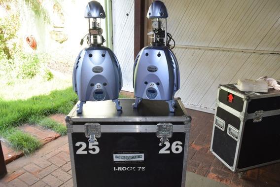 4 Moving Skans Acme I-rock 7s Com Case!!
