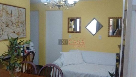 Apartamento Com 2 Dormitórios À Venda, 45 M² Por R$ 120.000 - Jardim Aracaré - Itaquaquecetuba/sp - Ap4087