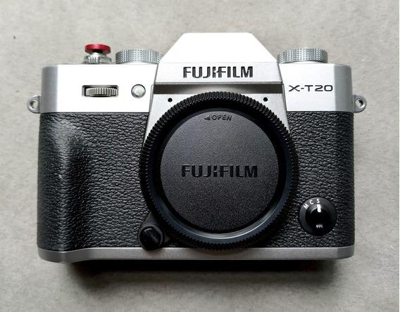 Câmera Fujifilm X-t20 Fuji Tipo X-t2 X-t30 Excelente Estado