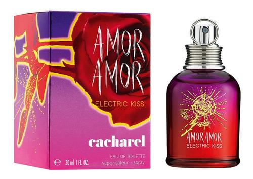 Amor Amor Electric Kiss Cacharel Edt 30 Ml