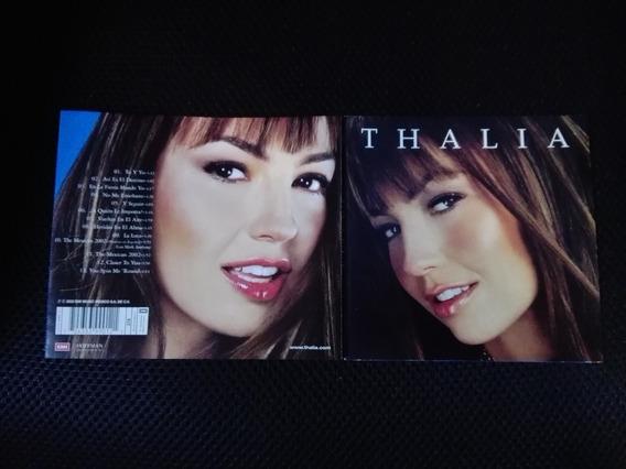 Thalia Homonimo 2002 Cd