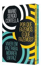 Box - Mario Sergio Cortella - 2 Livros