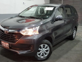 Toyota Avanza 5p Premium L4/1.5 Man