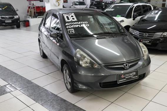 Honda Fit Lx 1.4 Gasolina Automático