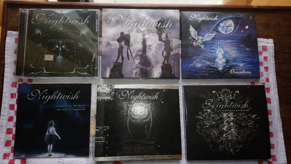 Cd Nightwish