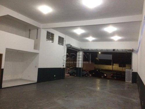 Imagem 1 de 9 de Salão Para Alugar, 220 M² Por R$ 6.500,00/mês - Vila América - Santo André/sp - Sl0204