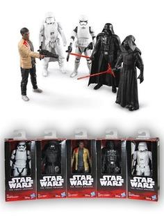 Star Wars Muñeco 12 Cm Accesorio Orig Hasbro Palermo Z Norte