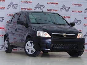 Chevrolet Corsa Sedan 1.4 Premium Flex 4p 09/10 Completo
