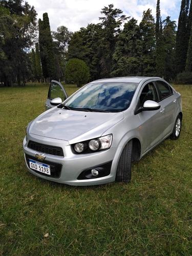 Chevrolet Sonic 1.6 Lt 2012