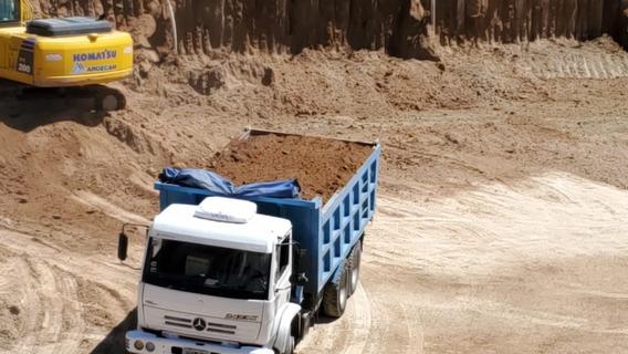 Camion Mercedes Benz 2423k 6x4 Volcador Motor Nuevo