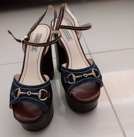 Sandalia Mais Que Perfeita