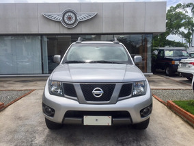 Frontier 2.5 Sv Attack 4x4 Cd Turbo Eletronic 2015