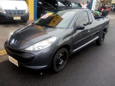 Peugeot Hoggar 1.4 Xline 2012 Com Dir. Hidr.