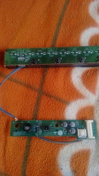 Placa Do Sensor Do Remoto LG 42lc2rr