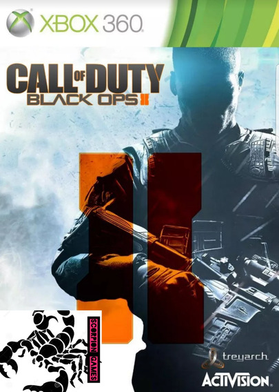 Call Of Duty Black Ops 2-xbox 360-midia Digital
