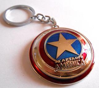 Llavero Marvel Advengers Capitán América