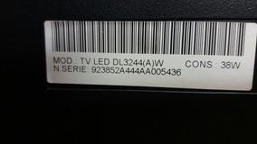 Vendo Peças Dessa Tv Toshiba Mod Dl 3244a /¿