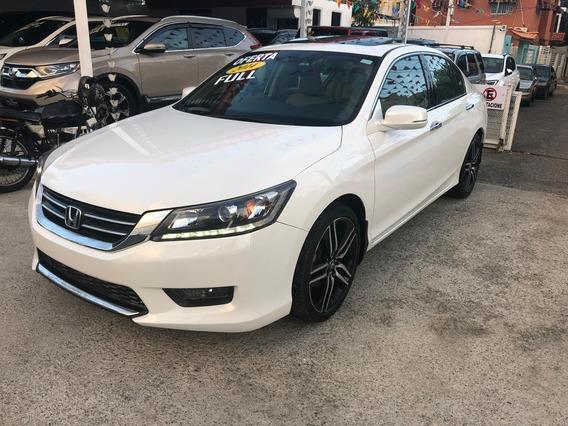 Honda Accord Exl Recibo Vehículos