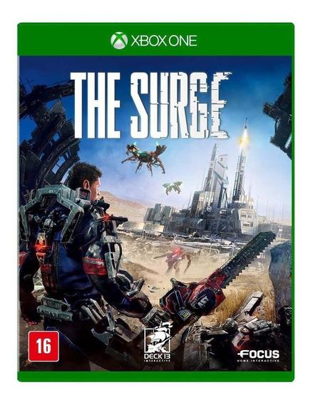 Jogo The Surge - Xbox One - Mídia Física - Novo - Lacrado