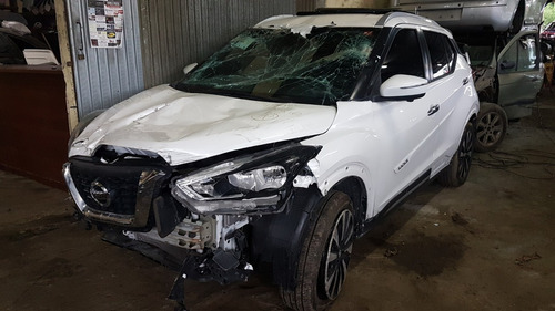 Imagem 1 de 8 de Sucata Nissan Kisks Sl 1.6 2018 Vendas De Peças