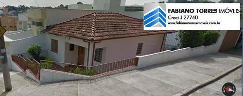 Casa Para Venda Em Santo André, Vila Gilda, 2 Dormitórios, 2 Banheiros - 1593_2-640538