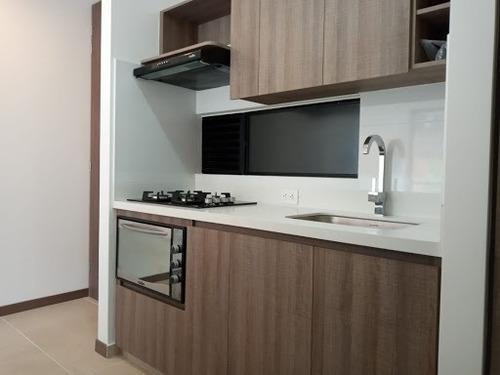 Apartamento En Arriendo Loma Del Escobero 472-2354
