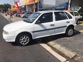 Volkswagen Gol 1.6 Mi Cl 5p Gasolina 1999
