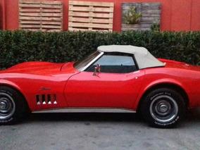 Chevrolet/gm - Corvette