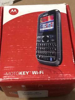 Celular Motokey Wi-fi