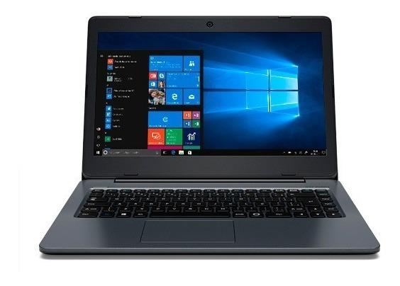 Notebook Positivo Intel Dual Core 4gb Windows 10 - Novo