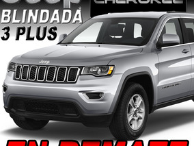 Remate Jeep Grand Cherokee 5.7 Blindada 4x4 Niv 3 Plus Nueva