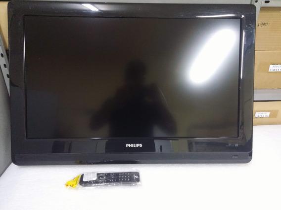Tv Philips 32 Hd 32pfl3404/78 Seminova Sem Base