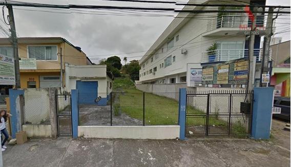 Terreno Comercial Para Locação, Centro, Arujá - Te0005 - Te0005