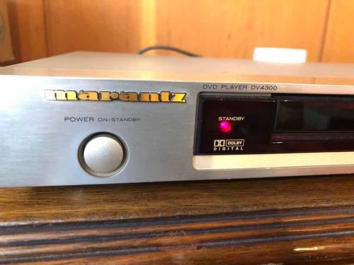 Reproductor De Cd Dvd Marantz Dv4300 (nuevo, Sin Uso)