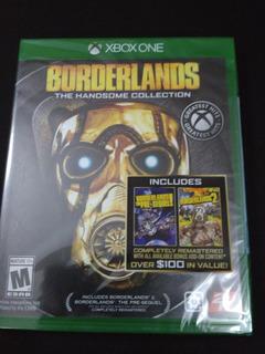 Borderlands The Handsome Collection Xbox One Nuevo Sellado